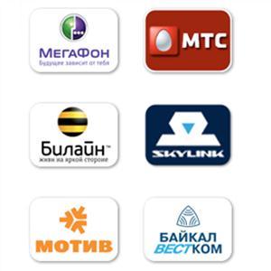 Операторы сотовой связи Чарышского